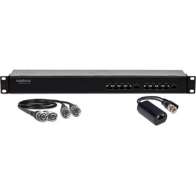 Power Balun Intelbras Passivo 08 Canais Full-HD VBP A08C 4810026
