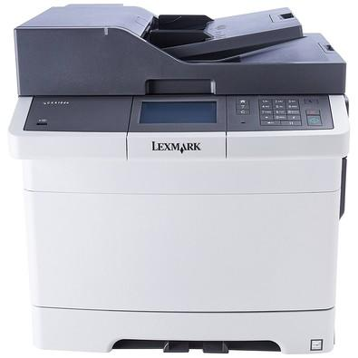 Multifuncional Lexmark Laser, Color 110V - CX410DE