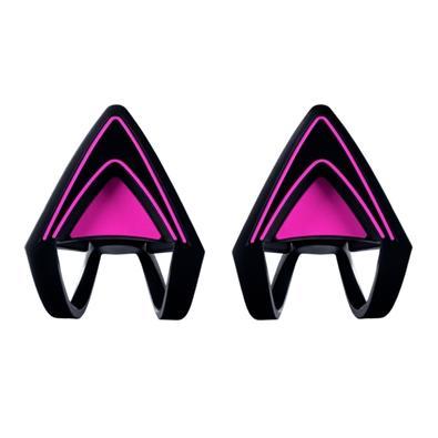 Acessório Razer - Kitty Ears para Razer Kraken - Neon Purple