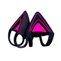 Acessório Razer - Kitty Ears para Razer Kraken - Neon Purple - RC21-01140100-W3M1