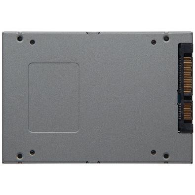 SSD Kingston UV500, 240GB, SATA, Leitura 520MB/s, Gravação 500MB/s, Kit Upgrade - SUV500B/240G