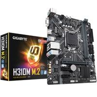 Placa-Mãe Gigabyte H310M M.2, Intel LGA 1151, mATX, DDR4