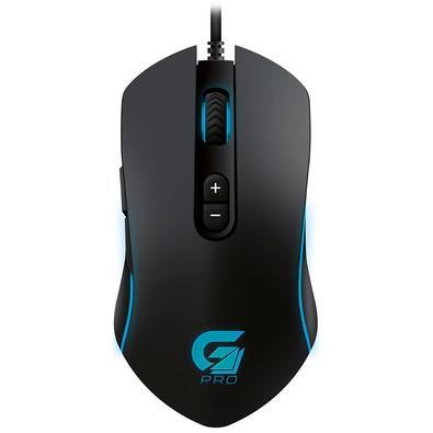 Mouse Usb Óptico Led 4800 Dpis Gamer Rgb M7 64386 Fortrek