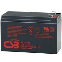 Bateria CSB VRLA 12V 7.2AH - GP1272 (28W)