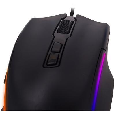Mouse Gamer Fortrek 4000DPI, RGB - M9