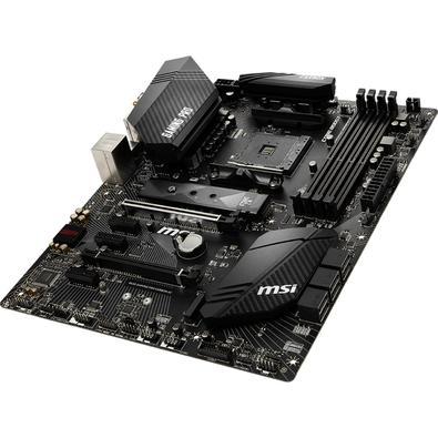 Placa-Mãe MSI B450 Gaming Pro Carbon AC, AMD AM4, ATX, DDR4