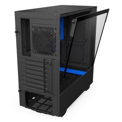 Gabinete NZXT H500 Azul CA-H500B-BL