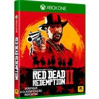 Game Red Dead Redemption 2 Xbox One