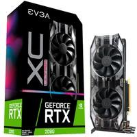 Placa de Vídeo EVGA NVIDIA GeForce RTX 2080 XC Ultra Gaming 8GB, GDDR6 - 08G-P4-2183-KR