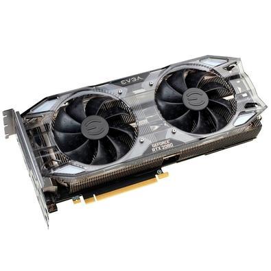 Placa de Vídeo EVGA NVIDIA GeForce RTX 2080 XC Ultra Gaming 8GB, GDDR6 - 08G-P4-2183-KR