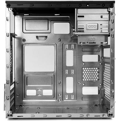 Gabinete C3Tech Micro-ATX com Fonte MT-23BK