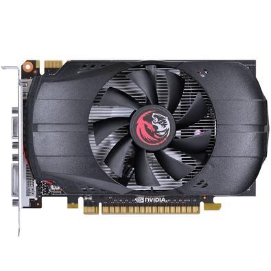 Placa de Vídeo VGA PCYes NVIDIA GeForce GT 730 Dual Fan 4GB, GDDR5, 128 bits, PCI-E 2.0 - PV73012804D5