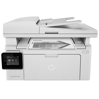 Multifuncional HP Laserjet Pro M132FW, Laser, Mono, Wi-Fi, 110V - G3Q65A
