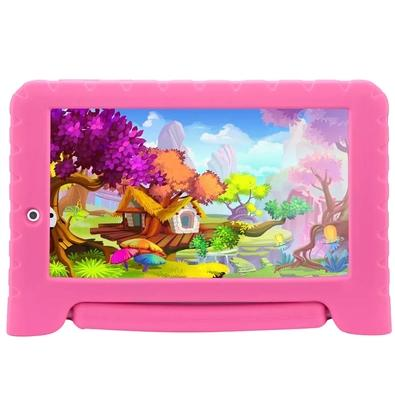 Tablet Multilaser Kid Pad Plus, 8GB, Quad Core, Android 7, Wi-Fi, Tela 7´, Rosa - NB279