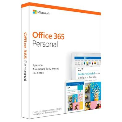Microsoft 365 Personal 32/64 Bits QQ2-00721