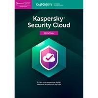 Kaspersky Security Cloud Personal 2019 5 PCs - Digital para Download