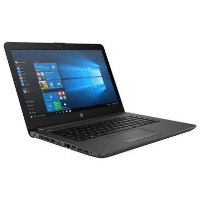 Notebook HP 240 G6, Intel Core i5-7200U, 8GB, 500GB, Windows 10 Pro, 14´ - 5DZ57LA
