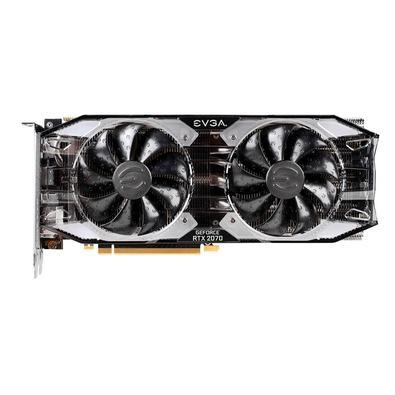 Placa de Vídeo EVGA NVIDIA GeForce RTX 2070 XC Gaming, 8GB, GDDR6 - 08G-P4-2172-KR