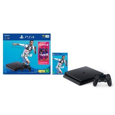Console Sony PlayStation 4 1TB Slim Bundle FIFA 19