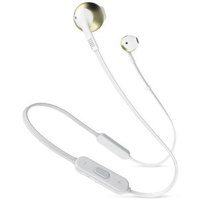 Fone de Ouvido JBL Wireless Bluetooth T205 BT, Champagne - JBLT205BTCGD