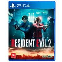 Game Resident Evil 2 PS4