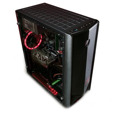 Computador Gamer 2AM Core i5-7400, 8GB, HD 1TB, FreeDOS, Powered NVIDIA GTX 1050 Ti - DSK 2AM E500
