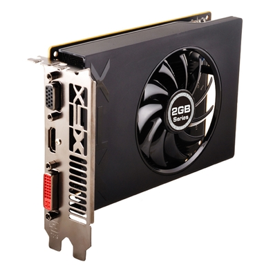 Placa de Vídeo XFX AMD Radeon R7 240 Core 2GB, DDR3 - R7-240A-2TS4