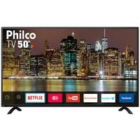 Smart TV LED 50´ Full HD Philco, 3 HDMI, USB, Wi-Fi - PTV50E60SN