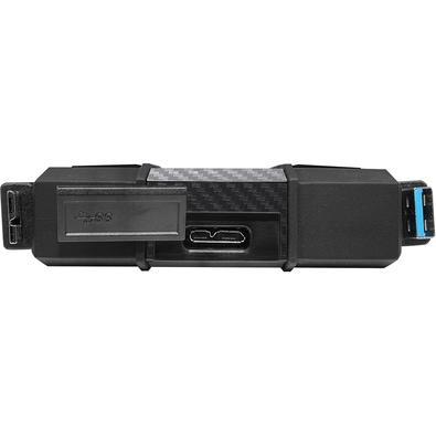 HD Externo Adata Anti-Queda, à Prova D´água, IPX68 Durable HD710 Pro USB 3.2, 1TB, 2.5´, Preto - AHD710P-1TU31-CBK