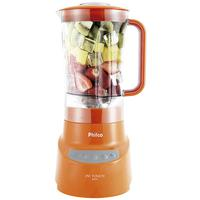 Liquidificador Philco PH Touch Laranja 900W 220V