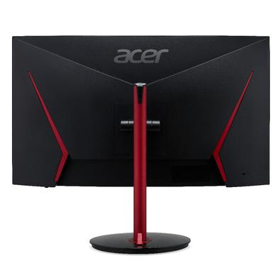Monitor Gamer Curvo Acer Nitro, 23.6´, 144hz, 4ms, FreeSync - XZ242Q