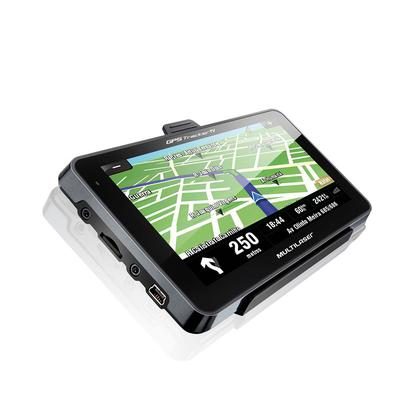 GPS Multilaser Tracker TV Digital LCD 4,3 Pol. Touch FM Câmera de Ré Avin - GP035