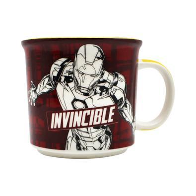 Caneca Homem de Ferro Tie Die Marvel