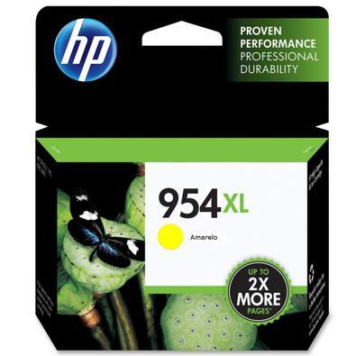 Cartucho de Tinta Officejet HP 954XL L0S68AB 20ml Amarelo
