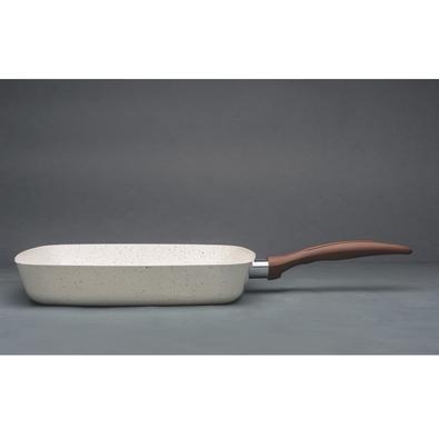 Grill 26cm Ceramic Life Smart Plus Brinox Vanilla