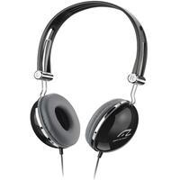 Fone De Ouvido Headphone Vibe Design Retrô P2 Preto Ph053