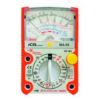 Multímetro Analógico Ma-55