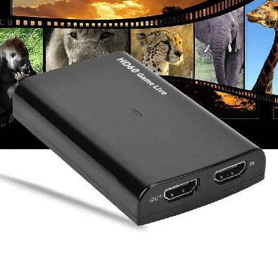 Placa de Captura Ezcap, 266, Full HD 60, USB3.0 UVC para HDMI 4K, Vídeo Streaming
