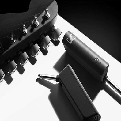 Sistema Instrumentos Musicais Sem Fio Sennheiser XSW-D Instrument Base Set Wireless Digital