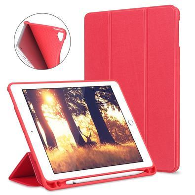 Capa Case New Styles, Smart Cover iPad 9.7 Pro Air Apple Pencil