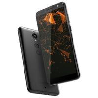 Smartphone Quantum L, Dual Chip, 16GB, 12MP, 4G, Tela 6' - Preto
