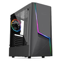 Computador Gamer Skill , AMD Ryzen 5 3400G , Radeon RX VEGA 11, 8GB DDR4 Ballistix, SSD 120GB