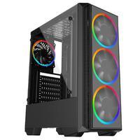 Computador Gamer Skill, AMD Ryzen 5 3400G 4.2Ghz, Radeon RX VEGA 11, 8GB DDR4, HD 2TB, SSD 120GB