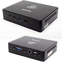 Mini PC Quad Core N3450 6G SSD256G Linux Mitsushiba