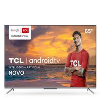 Tv Tcl 65 Polegadas P715 4k Uhd - Android Tv