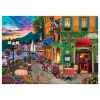 Quebra-Cabeças Grow Educa Puzzle 2000 peças, Fascínio Italiano, Importado