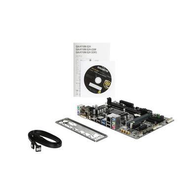 Placa-Mãe Gigabyte GA-H110M-H, Intel LGA 1151, mATX, DDR3