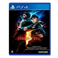 Game Resident Evil 5 Remastered - PS4