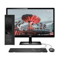 Computador Completo 3green Exclusive Intel Core i3 8GB com SSD 120GB Wifi Dual Band Monitor 19,5´´ HDMI PC CPU