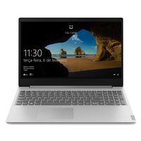 """Notebook Lenovo Ideapad S145 com Processador AMD Ryzen 3-3200U 2.60GHZ (Máx. 3.50GHz), 8GB DDR4, SSD 256GB, Placa de Vídeo Integrada Radeon RX Vega 3, Tela Antirreflexo de 15.6"""", Windows 10 Home, Prata - 81V7000CBR"""